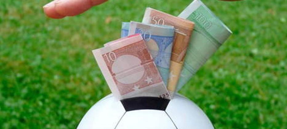 Contributie seizoen 2021 - 2022