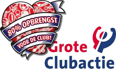 Grote Clubactie 2019 gaat Zaterdag 14 september van Start !!