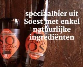 Bierproeverij voor sponsors