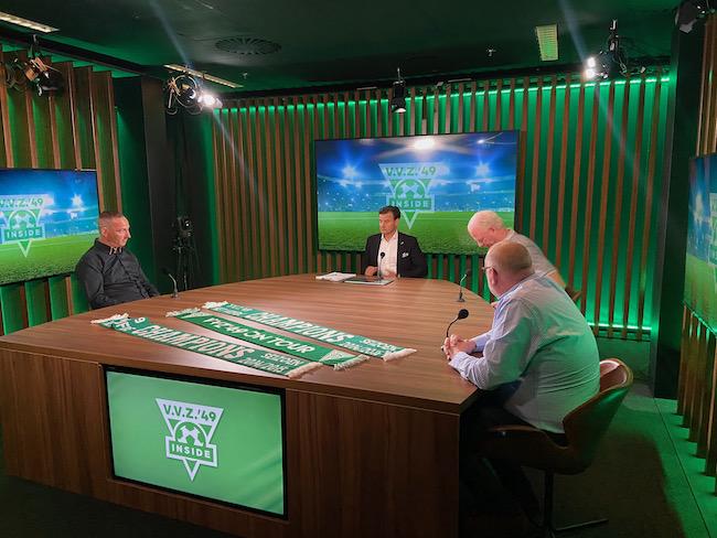 VVZ '49 Inside: flitsende talkshow prikkelt sponsoren