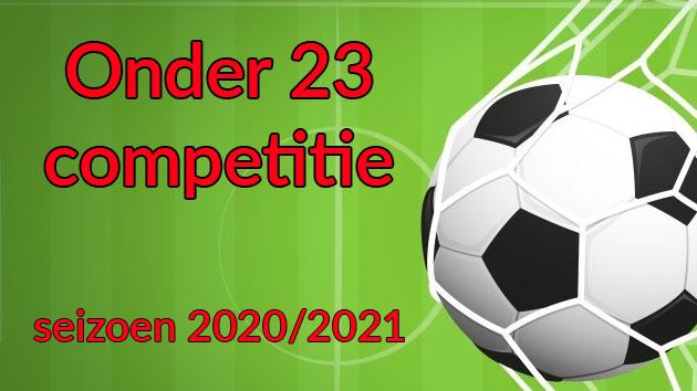De jeugd heeft de toekomst. Onder 23 competitie gaat ook weer van start.